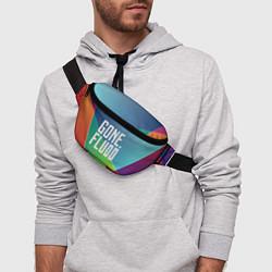 Поясная сумка GONE Fludd цвета 3D — фото 2