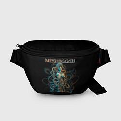Поясная сумка Meshuggah: Violent Sleep цвета 3D — фото 1