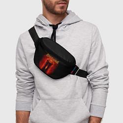 Поясная сумка Blind Guardian цвета 3D-принт — фото 2