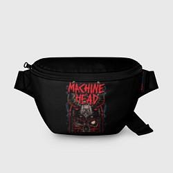 Поясная сумка Machine Head: Blooded Skull цвета 3D — фото 1