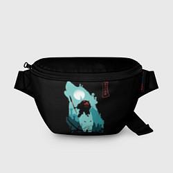 Поясная сумка Princess Mononoke цвета 3D — фото 1
