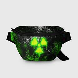 Поясная сумка S T A L K E R 2 цвета 3D — фото 1