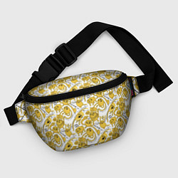 Поясная сумка Jake pattern цвета 3D-принт — фото 2