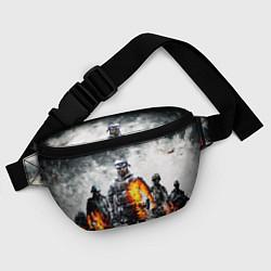 Поясная сумка Battlefield цвета 3D — фото 2