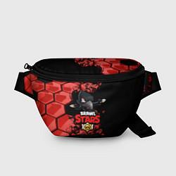 Поясная сумка BRAWL STARS CROW цвета 3D — фото 1