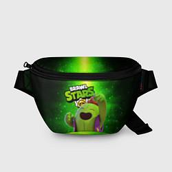 Поясная сумка Brawn stars Spike Спайк цвета 3D — фото 1