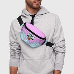 Поясная сумка BRAWL STARS цвета 3D — фото 2