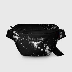 Поясная сумка DEATH NOTE ТЕТРАДЬ СМЕРТИ цвета 3D — фото 1