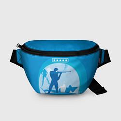 Поясная сумка Биатлон цвета 3D — фото 1