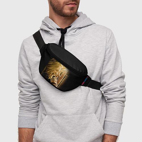 Поясная сумка Кипелов: Ария / 3D – фото 3