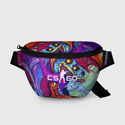 Поясная сумка CS:GO цвета 3D — фото 1