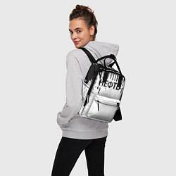 Рюкзак женский Нефть цвета 3D-принт — фото 2