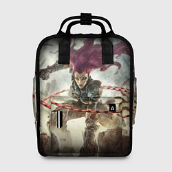 Рюкзак женский Darksiders Warrior цвета 3D — фото 1