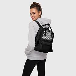 Рюкзак женский Sarcasm цвета 3D-принт — фото 2