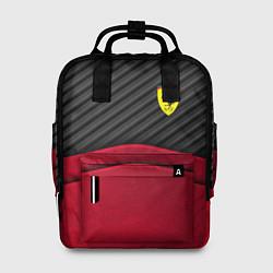 Рюкзак женский Ferrari: Race Style цвета 3D — фото 1