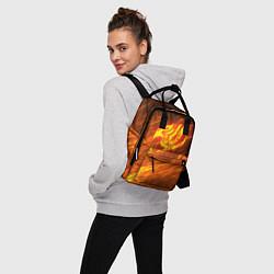 Рюкзак женский NATSU DRAGNEEL цвета 3D — фото 2