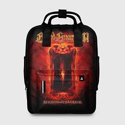 Рюкзак женский Blind Guardian цвета 3D-принт — фото 1