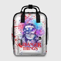 Рюкзак женский STRANGER THINGS цвета 3D — фото 1