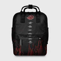 Женский рюкзак Акацуки