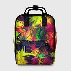 Женский рюкзак Кислотный взрыв