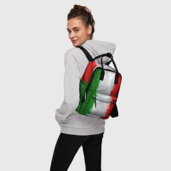 Рюкзак женский Italian цвета 3D-принт — фото 2