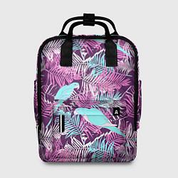 Рюкзак женский Summer paradise цвета 3D — фото 1