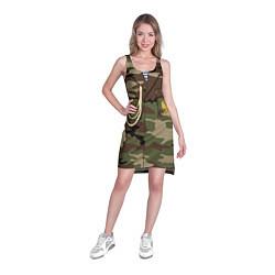 Туника женская Униформа дембеля цвета 3D — фото 2