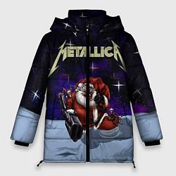Куртка зимняя женская Metallica: Bad Santa - фото 1