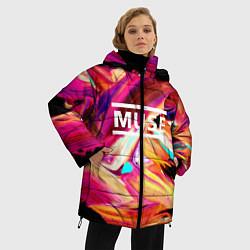 Куртка зимняя женская MUSE: Neon Colours - фото 2