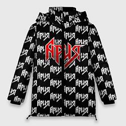 Куртка зимняя женская Ария цвета 3D-черный — фото 1
