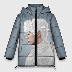 Женская зимняя 3D-куртка с капюшоном с принтом Stray Kids, цвет: 3D-черный, артикул: 10184854506071 — фото 1