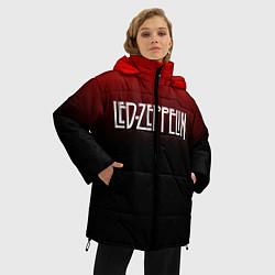 Куртка зимняя женская Led Zeppelin - фото 2