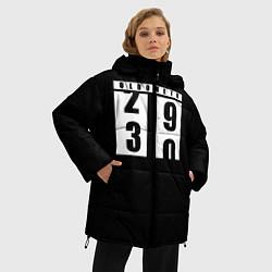 Куртка зимняя женская OLDOMETR 30 лет - фото 2