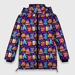 Куртка зимняя женская День рождения - фото 1