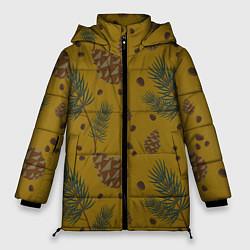 Куртка зимняя женская Сибирские шишки - фото 1