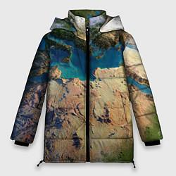Куртка зимняя женская Земля - фото 1