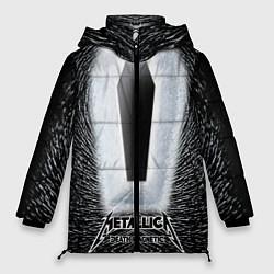 Куртка зимняя женская Metallica: Death Magnetic - фото 1