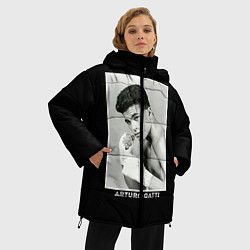 Куртка зимняя женская Arturo Gatti: Photo - фото 2