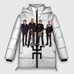 Женская зимняя куртка Группа Пикник