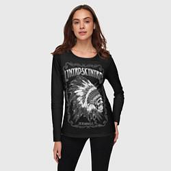 Лонгслив женский Lynyrd Skynyrd: Jacksonville цвета 3D — фото 2