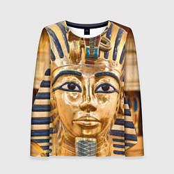 Лонгслив женский Фараон цвета 3D — фото 1