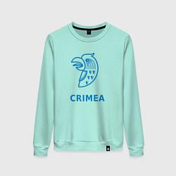 Женский свитшот Crimea