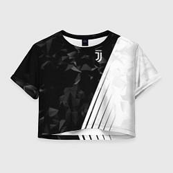 Женский топ FC Juventus: Abstract
